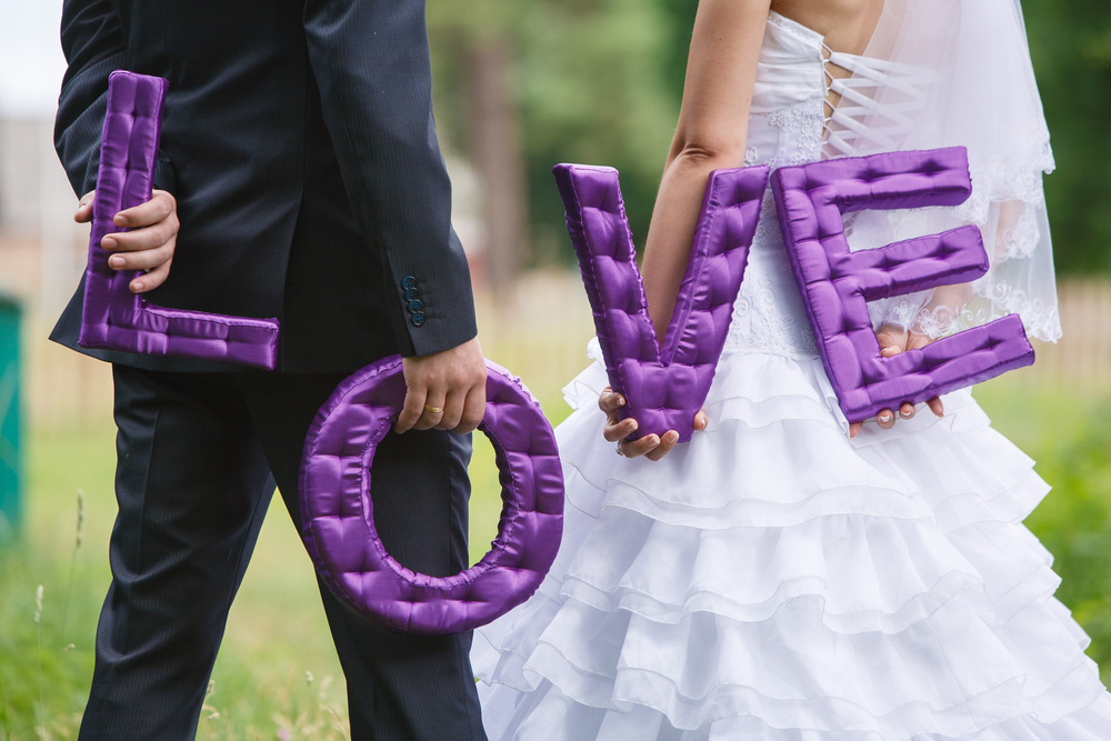 GIANT WEDDING LETTER HIRE SYDNEY