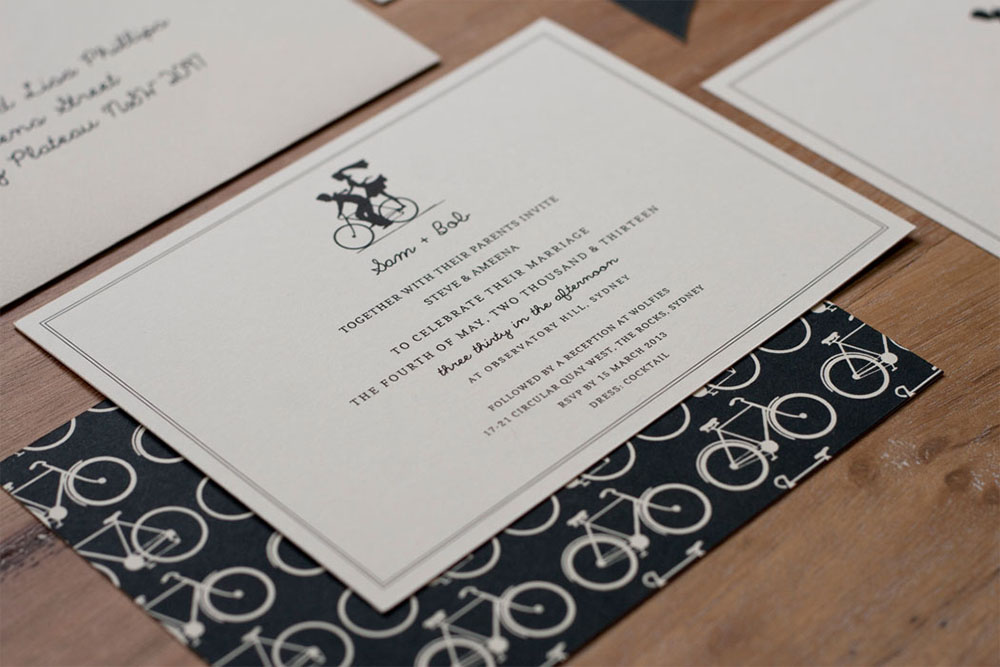 Wedding Invitation Custom Package 3