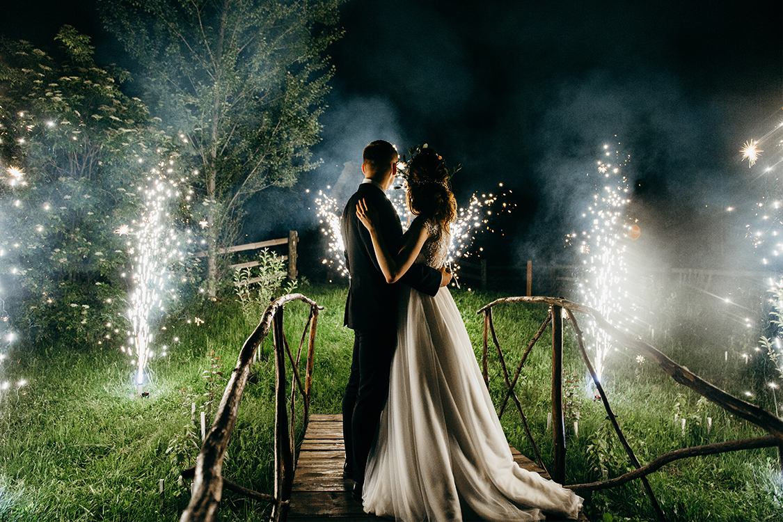 WEDDING FIREWORK HIRE SYDNEY